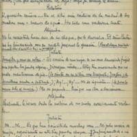 [Carnet n°26] | Shelfnum : JMG-AI-26 | Page : 116 | Content : facsimile