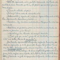 [Carnet n°10] | Shelfnum : JMG-AI-10 | Page : 153 | Content : facsimile