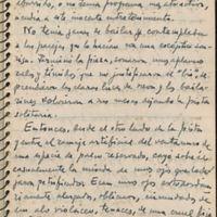 [Carnet n°07] | Shelfnum : JMG-AI-07 | Page : 100 | Content : facsimile