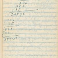 [Carnet n°24] | Shelfnum : JMG-AI-24 | Page : 126 | Content : facsimile