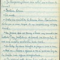 [Carnet n°19] | Shelfnum : JMG-AI-19 | Page : 157 | Content : facsimile