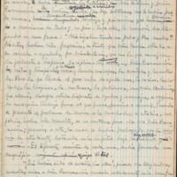 [Carnet n°12]   Shelfnum : JMG-AI-12   Page : 152   Content : facsimile