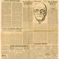 El Tiempo 1942-02-19 | Shelfnum : JMG-AA1-1942-02-19 | Page : 1 | Content : facsimile