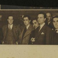 [El alcalde y concejales de Granada] | Shelfnum : JMG-CA1-1969-00-00b | Content : facsimile