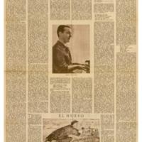 Del sentido musical en la obra de Federico García Lorca | Shelfnum : JMG-CA1-1963-03-31 | Page : 1 | Content : facsimile