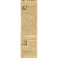 """Six contes inédits d'Oscar Wilde"" | Shelfnum : JMG-CA1-1946-11-14 | Page : 1 | Content : facsimile"