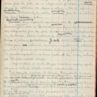 [Carnet n°11] | Shelfnum : JMG-AI-11 | Page : 77 | Content : facsimile