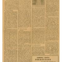 Un paraguayo mira al Hombre, Una mujer mira al Uruguay | Shelfnum : JMG-CA1-1960-07-08 | Page : 1 | Content : facsimile