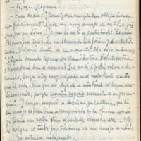 [Carnet n°15] | Shelfnum : JMG-AI-15 | Page : 107 | Content : facsimile