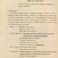 Pa-ra-pam,... pam... pam... Piden pan y no les dan... [C1] | Shelfnum : JMG-AF2-06-C1 | Page : 1 | Content : facsimile