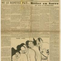 Gringoire | Shelfnum : JMG-CA2-1935-03-08 | Page : 1 | Content : facsimile