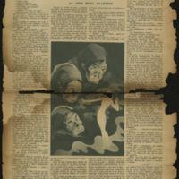 Los siete pescadores y la sirena | Shelfnum : JMG-AA1-1932-10-09 | Page : 1 | Content : facsimile