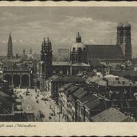 [Beste Grüße aus München] | Shelfnum : JMG-DC-333 | Content : facsimile