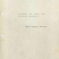 Vámonos de aquí con nuestro muerto [C1] | Shelfnum : JMG-AF2-09-C1 | Page : 1 | Content : facsimile
