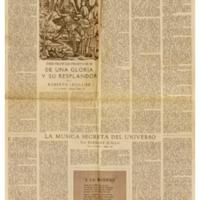 La Nación 1962-02-18 | Shelfnum : JMG-CA2-1962-02-18 | Page : 1 | Content : facsimile