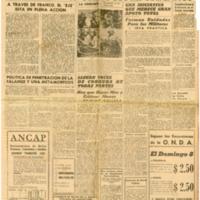El Tiempo 1942-03-05 | Shelfnum : JMG-AA1-1942-03-05 | Page : 1 | Content : facsimile
