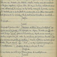 [Carnet n°26] | Shelfnum : JMG-AI-26 | Page : 112 | Content : facsimile