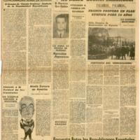 El Tiempo 1942-01-08 | Shelfnum : JMG-AA1-1942-01-08 | Page : 1 | Content : facsimile