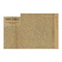 Los novelistas Pérez de Ayala y Pío Baroja | Shelfnum : JMG-AA1-1925-12-25 | Page : 1 | Content : facsimile