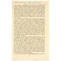 Federico García Lorca y su mundo, essay, by José Mora Guarnido. | Shelfnum : JMG-CA1-1959-03-00 | Page : 1 | Content : facsimile
