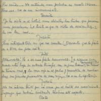 [Carnet n°26] | Shelfnum : JMG-AI-26 | Page : 100 | Content : facsimile