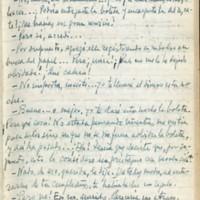 [Carnet n°15] | Shelfnum : JMG-AI-15 | Page : 104 | Content : facsimile