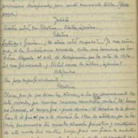 [Carnet n°26] | Shelfnum : JMG-AI-26 | Page : 88 | Content : facsimile