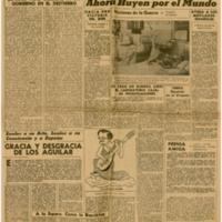 El Tiempo 1941-12-18 | Shelfnum : JMG-AA1-1941-12-18 | Page : 1 | Content : facsimile