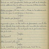 [Carnet n°26] | Shelfnum : JMG-AI-26 | Page : 113 | Content : facsimile