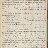 [Carnet n°11] | Shelfnum : JMG-AI-11 | Page : 168 | Content : facsimile