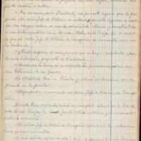 [Carnet n°11] | Shelfnum : JMG-AI-11 | Page : 134 | Content : facsimile