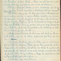 [Carnet n°12]   Shelfnum : JMG-AI-12   Page : 73   Content : facsimile
