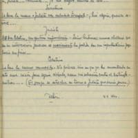 [Carnet n°26] | Shelfnum : JMG-AI-26 | Page : 117 | Content : facsimile