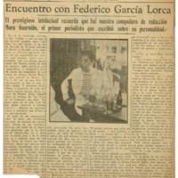 Encuentro con Federico García Lorca | Shelfnum : JMG-CA1-1934-02-01 | Content : facsimile