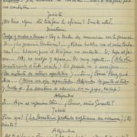 [Carnet n°26] | Shelfnum : JMG-AI-26 | Page : 134 | Content : facsimile