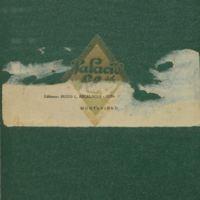 [Carnet n°36] | Shelfnum : JMG-AI-36 | Page : 1 | Content : facsimile
