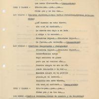 Pa-ra-pam,... pam... pam... Piden pan y no les dan... [F1] | Shelfnum : JMG-AF2-06-F1 | Page : 2 | Content : facsimile