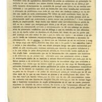 [Querida Emilia Llanos : En estos países se vive en una norma de menudos engranajes innecesarios…] | Shelfnum : JMG-B-1960-11-28 | Content : facsimile