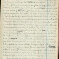 [Carnet n°11] | Shelfnum : JMG-AI-11 | Page : 87 | Content : facsimile