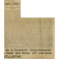 Todo el espíritu de un pueblo a la defensiva | Shelfnum : JMG-AA1-1925-11-06 | Page : 1 | Content : facsimile