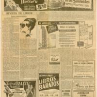 Revista de libros - Emoción y recuerdo de García Lorca | Shelfnum : JMG-CA1-1958-11-16 | Content : facsimile