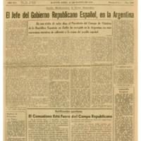 España Républicana | Shelfnum : JMG-CA2-1959-03-18 | Page : 1 | Content : facsimile