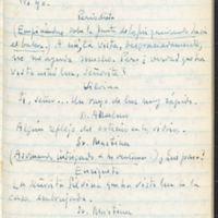 [Carnet n°15] | Shelfnum : JMG-AI-15 | Page : 22 | Content : facsimile