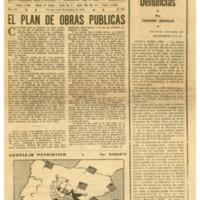 Marcha n° 695 | Shelfnum : JMG-CA1-1953-11-06 | Page : 1 | Content : facsimile