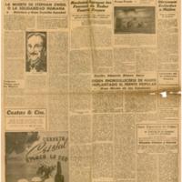 El Tiempo 1942-02-26 | Shelfnum : JMG-AA1-1942-02-26 | Page : 1 | Content : facsimile