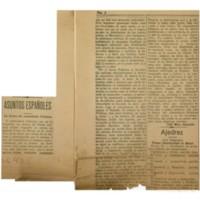 La locura del comandante Peñalosco | Shelfnum : JMG-AA1-1925-11-24a | Content : facsimile