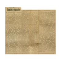 El valor histórico de la emigración | Shelfnum : JMG-AA1-1925-08-04 | Page : 1 | Content : facsimile