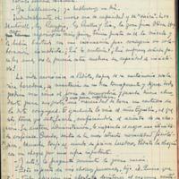 [Carnet n°11] | Shelfnum : JMG-AI-11 | Page : 70 | Content : facsimile