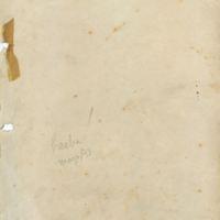 Barataria, insula desdichada [C1] | Shelfnum : JMG-AF3-01-C1 | Page : 1 | Content : facsimile