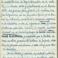 [Carnet n°19] | Shelfnum : JMG-AI-19 | Page : 4 | Content : facsimile
